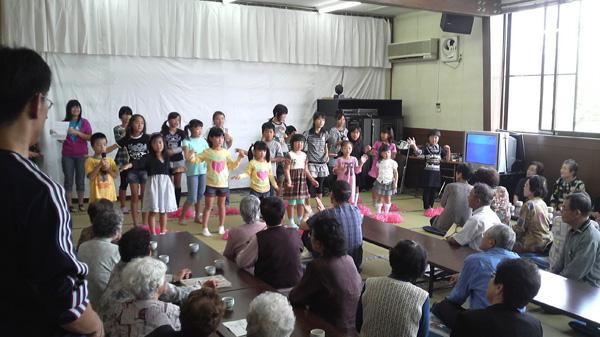 ドレミ音楽教室 地域ボランティア2