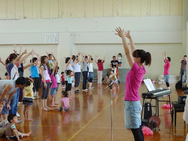 ドレミ音楽教室 地域ボランティア7