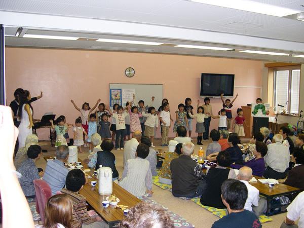 ドレミ音楽教室 地域ボランティア1