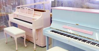 ドレミピアノ工房へ